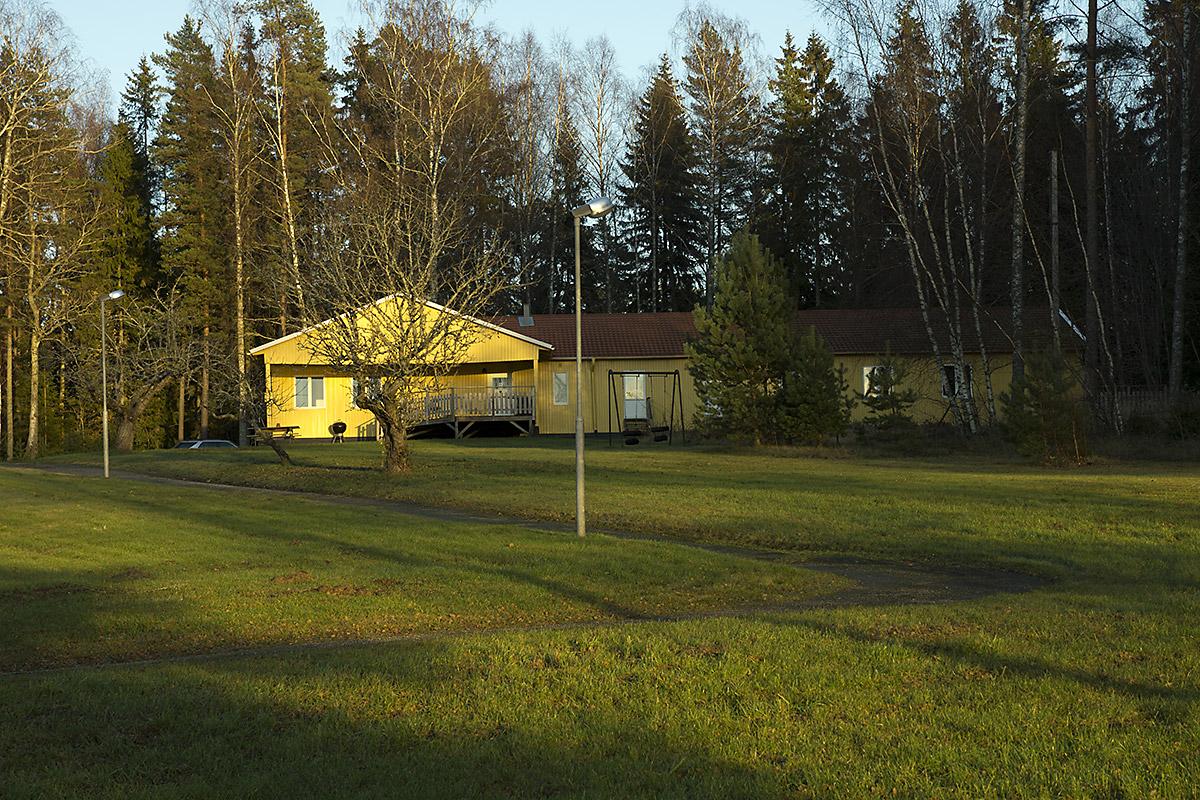 Björkgårdens Vandrarhem